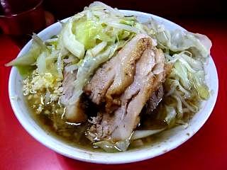 20120811ラーメン二郎三田本店(その2)