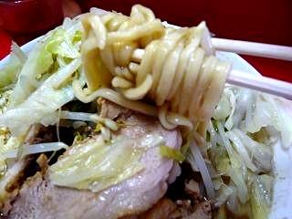20120811ラーメン二郎三田本店(その6)