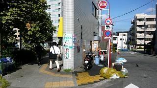 20120825ラーメン二郎三田本店(その1)