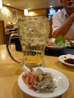 20120828魚河岸寿司(その4)