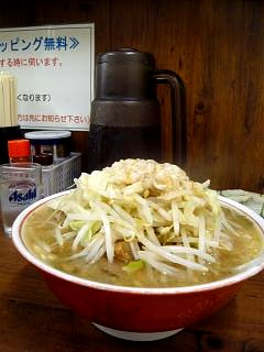 20120901ラーメン二郎品川店(その3)