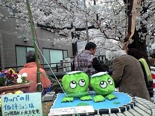 20120407二ケ領水の桜(その17)