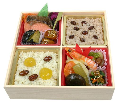 敬老の日弁当 <税込>1155円(本体価格1100円)