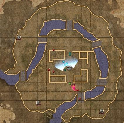 村防衛マップ