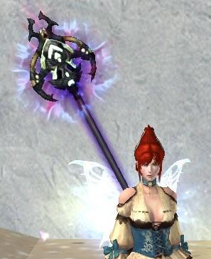魔教の杖のグラ
