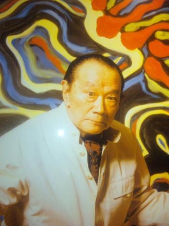 岡本太郎氏