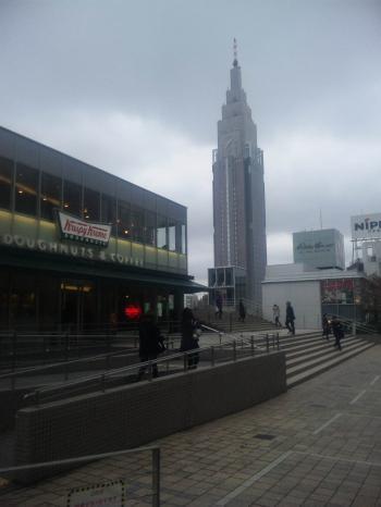新宿だよ~