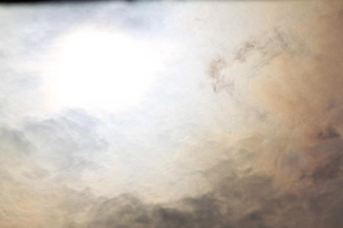 金環日食2