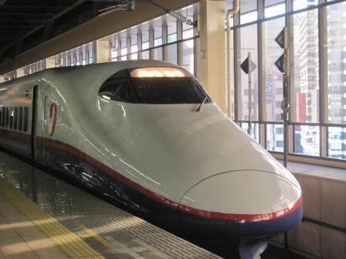 新幹線だよ~