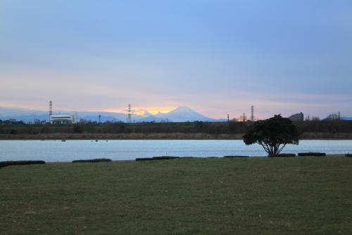 3日の富士山