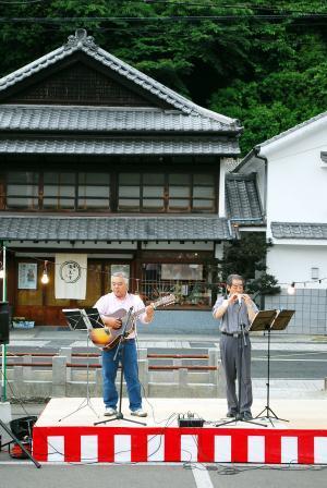 ほたるみにきん祭ステージ2(2012-06-02)