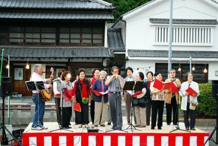 ほたるみにきん祭ステージ3(2012-06-02)