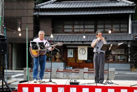 ほたるみにきん祭ステージ4(2012-06-02)