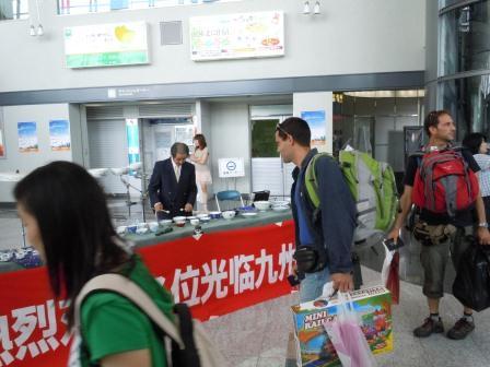 佐賀空港記念セレモニー4(2012-07-02)