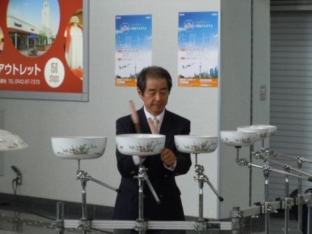 佐賀空港記念セレモニー6(2012-07-02)