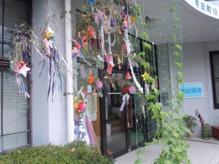 七夕飾り2(2012-07-06)