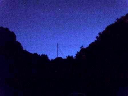 七夕の夜(2012-07-07)