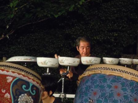 陶山神社夏祭り2(2012-08-03)