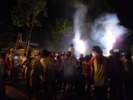 「十八夜祭り」1(2012-08-18)