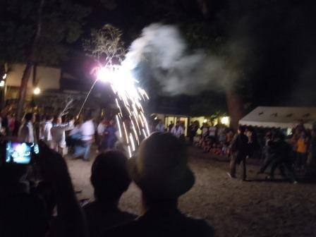 「十八夜祭り」2(2012-08-18)
