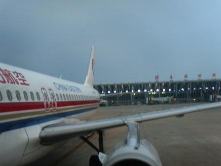 上海浦東国際空港(2012-09-03)