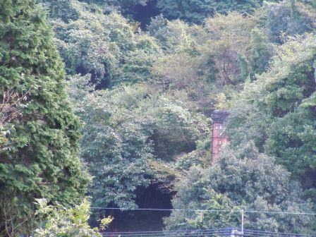 墓からの煙突(2012-09-23)