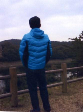宏之@野岳湖(2)