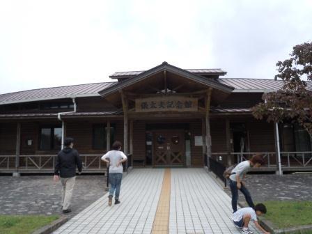 野岳湖儀太夫記念館(2012-09-29)