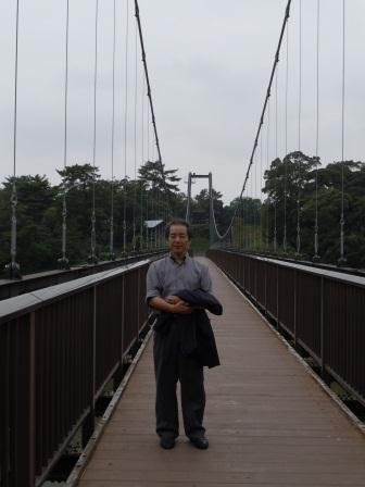 野岳湖吊り橋2(2012‐09-29)