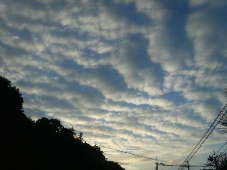 鰯雲1(2012-10-06)
