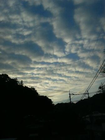 鰯雲2(2012-10-06)