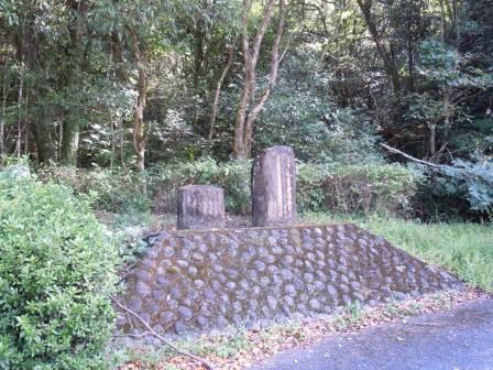 有田ホトトギス会句碑1(2012-10-04)