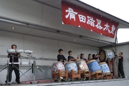 有田磁器太鼓1(2012-10-17)