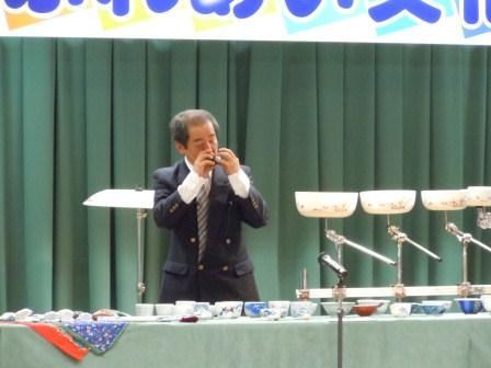 北九州市立中井市民センター「ふれあい文化祭」1(2012-11-09)