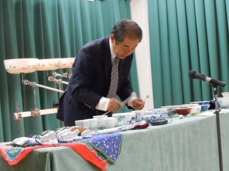 北九州市立中井市民センター「ふれあい文化祭」2(2012-11-09)