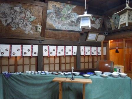 陶山神社碗琴2(2013-01-01)