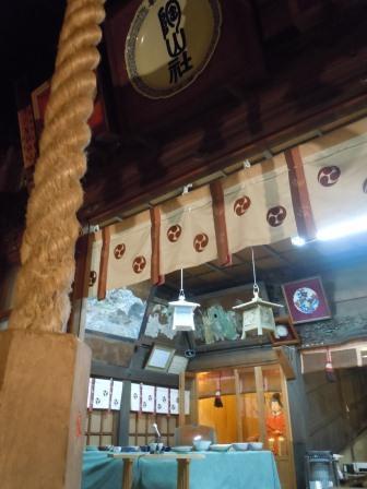 陶山神社碗琴3(2013-01-01)