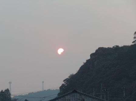 夕陽1(2013-03-04)