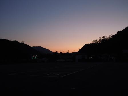 夕景(2011-09-13)
