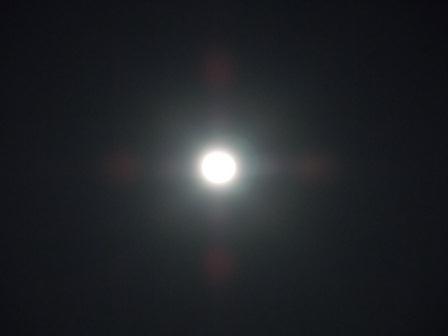 中秋の月5(2011-09-13)