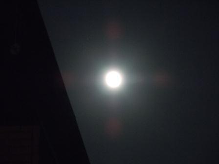中秋の月8(2011-09-13)