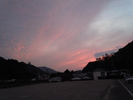 夕景1(2011-09-26)