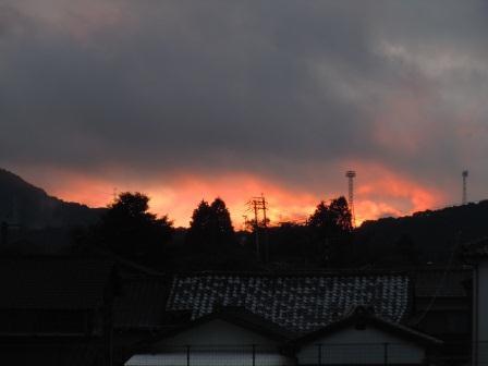 夕景1(2011-10-30)
