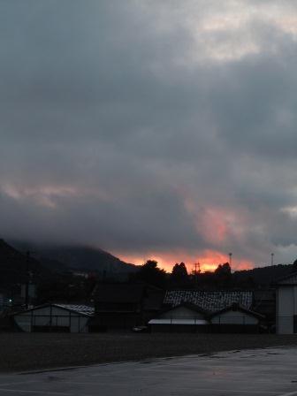 夕景3(2011-10-30)