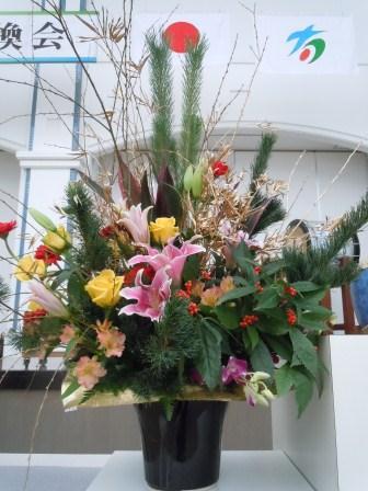 有田磁器太鼓初打ち5(2012-01-03)