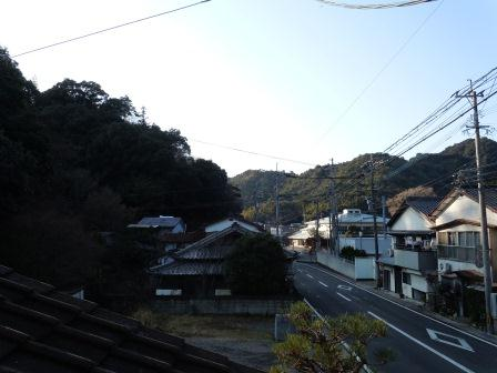 二階から(2012-01-21)