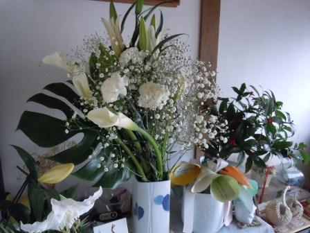 枯れない花1(2012‐01-22)