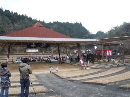 石場相撲場1(2012-01-28)