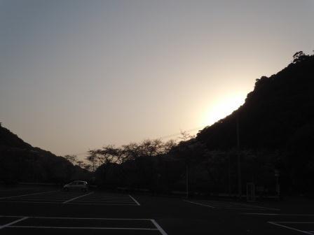 龍門峡黒髪山開き6(2012-03-31)