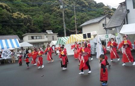 よさこいグループ1(2012-05-03)